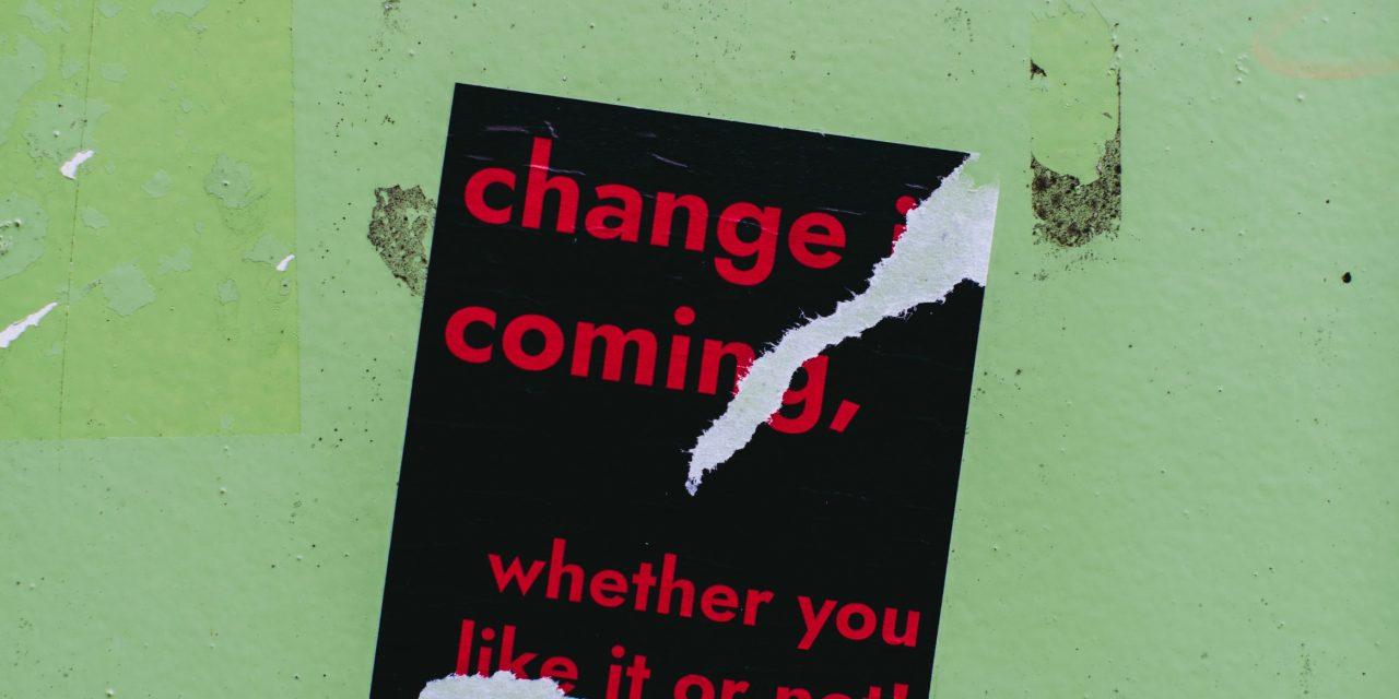Die Banken werden sich verändern !?
