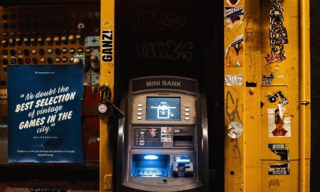 Keine Bankfilialen ist auch keine Lösung…