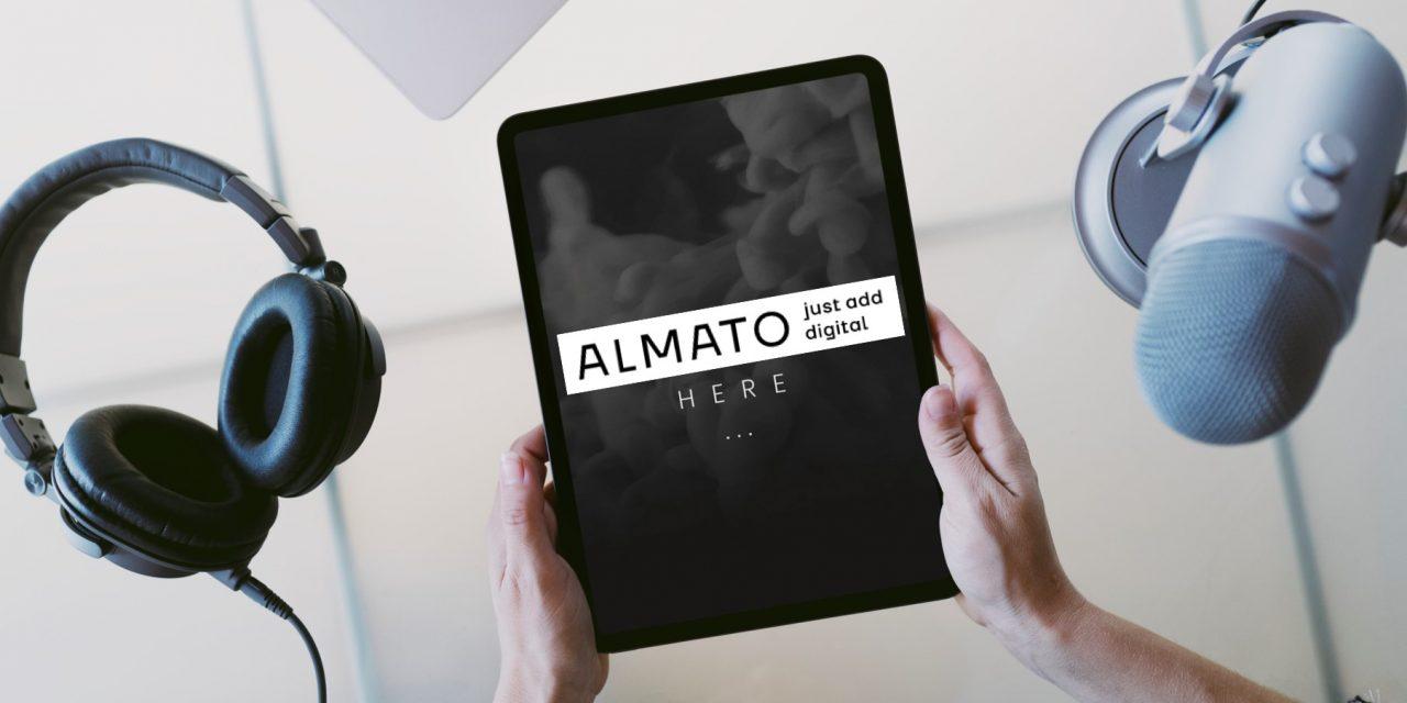 Almato Podcastfolge: Digitalisierung in der Finanzwelt
