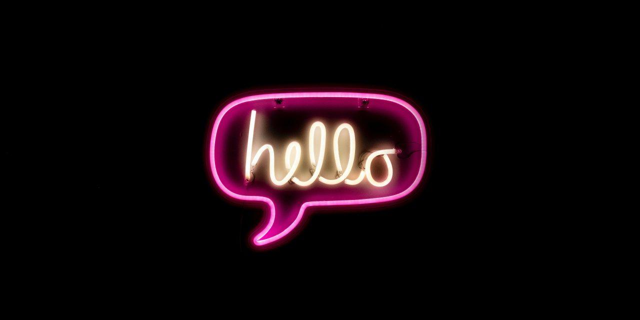 Hallo, ich bin die Neue und schreibe jetzt öfter!